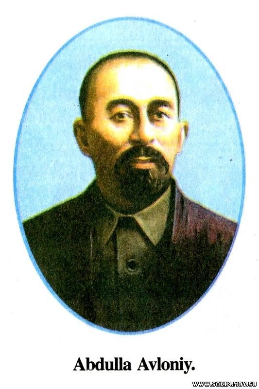 Abdulla Avloniy